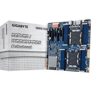 Gigabyte MD71-HB0 Intel C622 2x So.3647 Hexa Channel DDR4 EATX Retail