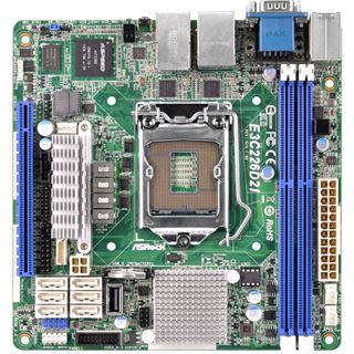 ASRock E3C226D2I Intel C226 So.1150 Dual Channel DDR3 Mini-ITX Retail