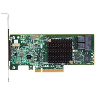 INTEL Raid Controller RS3WC080 12Gb/s SAS 6Gb/s SATA 8 internal ports