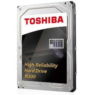 8000GB Toshiba N300 High-Reliability HDWN180UZSVA 128MB 3.5""