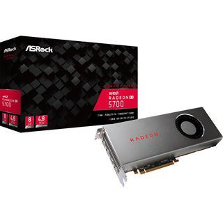 8GB ASRock Radeon RX 5700 Aktiv PCIe 4.0 x16 (Retail)