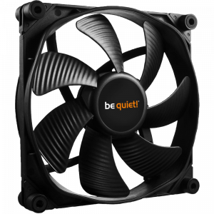 be quiet!® Silent-Wings-3-Lüfter