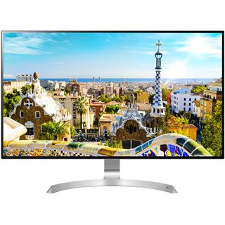 31.5 (80,01cm) LG Electronics 32UD99-W weiß/silber
