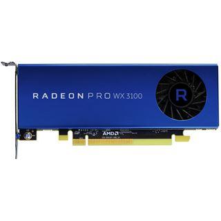 4GB Fujitsu Radeon Pro WX 3100 Aktiv PCIe 3.0 x16 (x8) (Retail)
