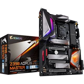 Gigabyte Z390 Aorus Master Intel Z390 So.1151 Dual Channel DDR4 ATX