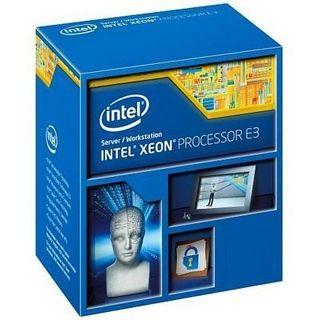 Intel Xeon E3-1245v3 4x 3.40GHz So.1150 BOX