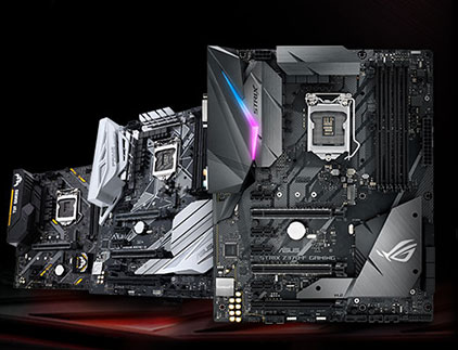 ASUS Mainboards