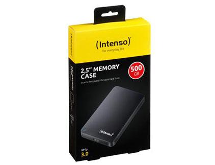 Intenso Memory Case