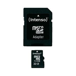 32 GB Intenso Value microSDHC Class 10