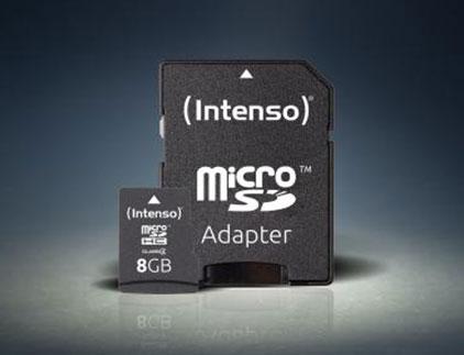 Intenso microSD