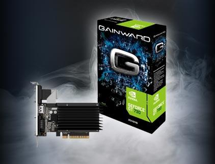 Gainward GeForce GT Grafikkarten