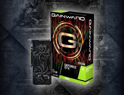 Gainward GeForce GTX Grafikkarten