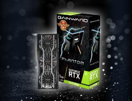 Gainward GeForce RTX Grafikkarten