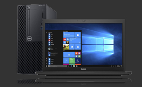 Notebooks/PCs von DELL