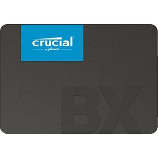 "960GB Crucial BX500 2.5"" (6.4cm) SATA 6Gb/s 3D-NAND TLC"