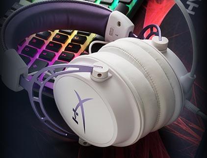 HyperX Kopfhörer und Headsets