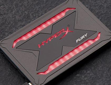 HyperX SSDs
