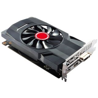 2GB XFX Radeon RX 550 SF Aktiv PCIe 3.0 (Retail)