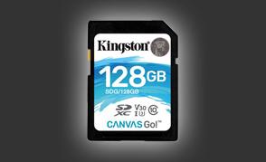 Kingston Speicherkarten