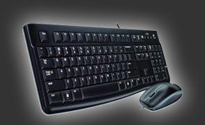 Logitech Tastatur-Maus-Kombos