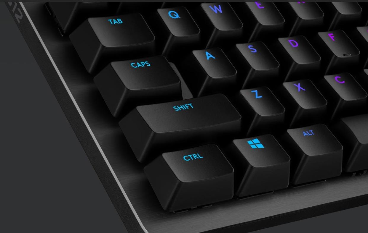 Logitech Tastaturen - die Zukunft unter Ihren Fingerspitzen