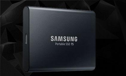 Samsung Festplatten (HDDs)