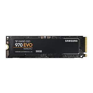 500GB Samsung 970 Evo M.2 2280