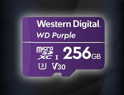 WD microSDs
