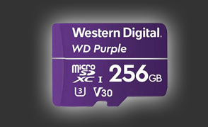 WD microSD