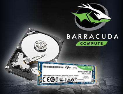 Seagate BarraCuda HDD