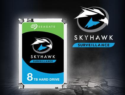 Seagate Skyhawk HHD