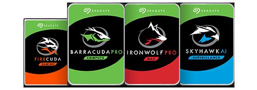 Seagate Produkte