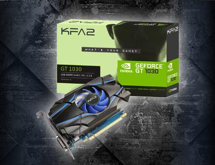 KFA2 GeForce GT Grafikkarten