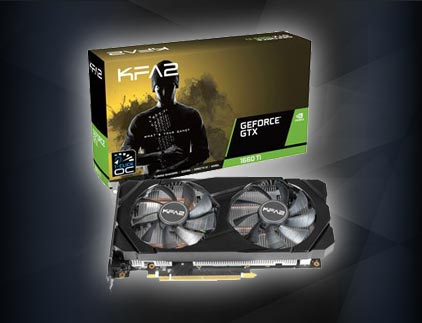 KFA2 GeForce GTX Grafikkarten