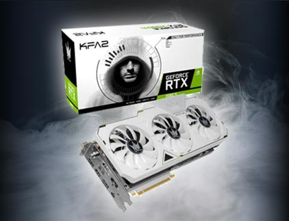 KFA2 GeForce RTX Grafikkarten