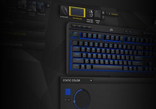 Corsair Gaming Tastatur