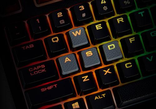 Corsair RGB-Tastatur