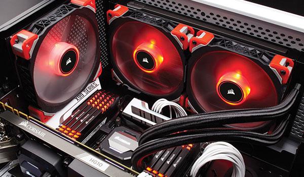 Geräuscharmes Design