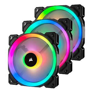CORSAIR LL120 RGB 3er 120x120x25mm