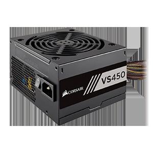 CORSAIR VS450 Non-Modular 80+