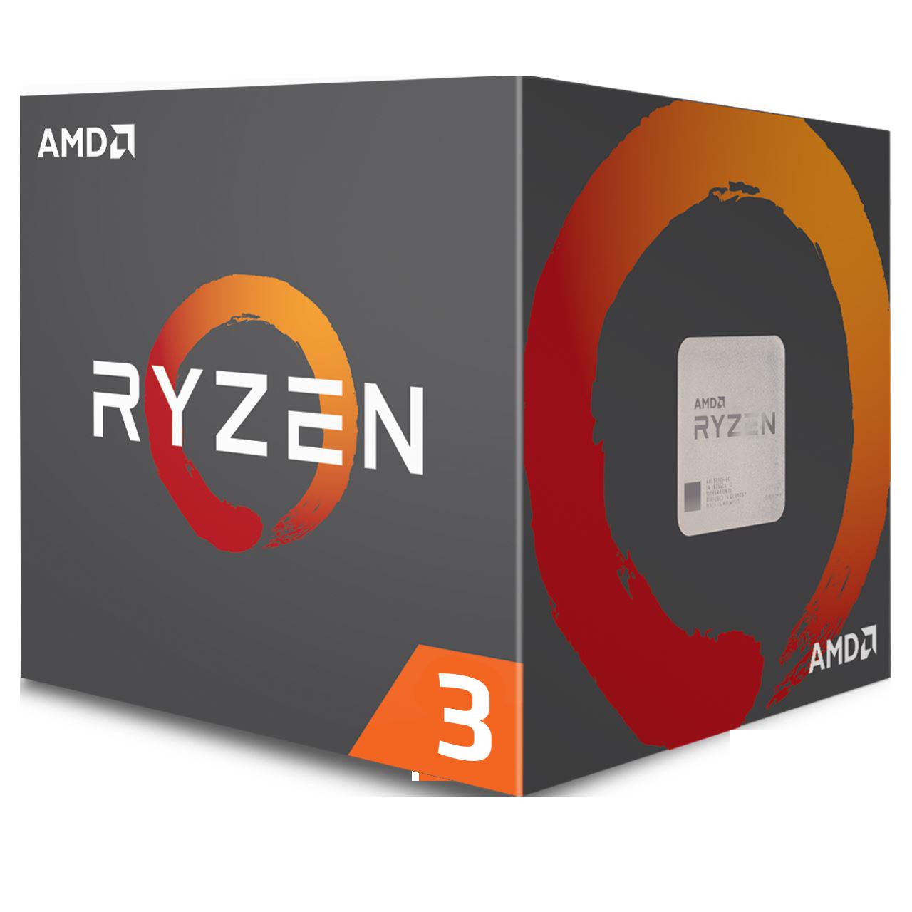 AMD Ryzen 3 1300X 4x 3.40GHz So.AM4 BOX