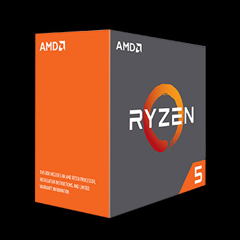 AMD Ryzen 5 1600X 6x 3.60GHz So.AM4 WOF