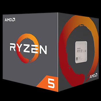 AMD Ryzen 5 1400 4x 3.20GHz So.AM4 BOX