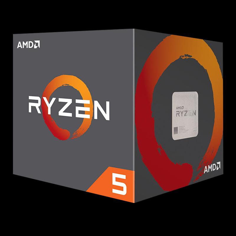 AMD Ryzen 5 1600 6x 3.20GHz So.AM4 BOX