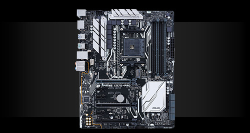 Asus Prime X370-Pro AMD X370 So.AM4 Dual Channel DDR4 ATX Retail
