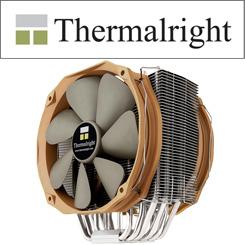 Thermalright Archon SB-E X2 CPU-Tower-Kühler - Hoovercraft Power, Snowfall Silence