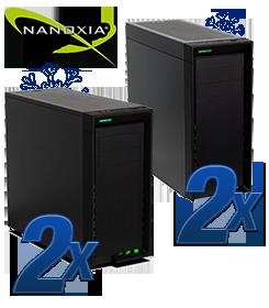 Nanoxia CoolForce 1/ Nanoxia CoolForce 2 Rev. B