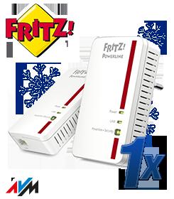 AVM FRITZ!Powerline 1000E