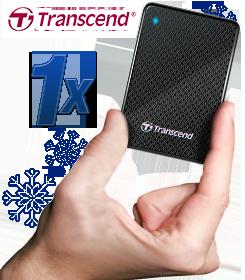 256GB Transcend ESD400 USB 3.0 schwarz