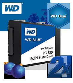 """500GB WD Blue 2,5"""""""